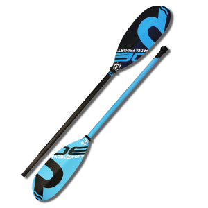 2PC Carbon Fibre Kayak Paddle