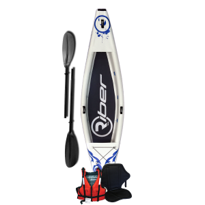 Riber 330 Inflatable Kayak Starter Pack