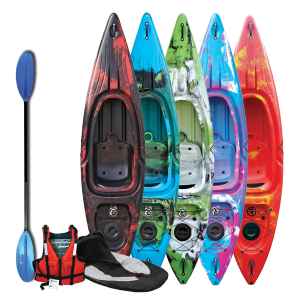 Deluxe One Man Kayak