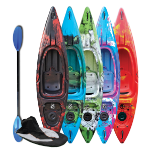 Deluxe One Man Kayaks